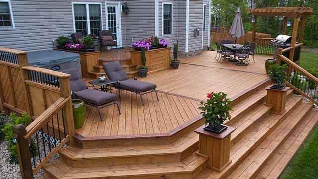 image56 | Лучшие проекты террасы для загородного дома