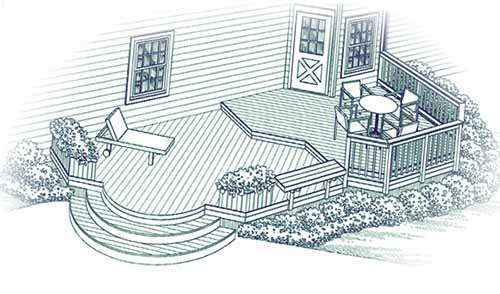 image6-7 | Лучшие проекты террасы для загородного дома