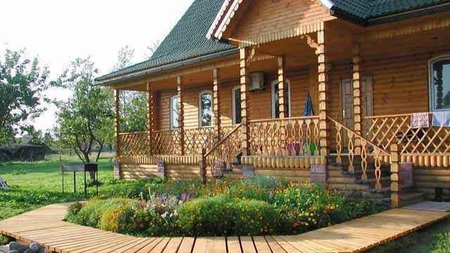 image61 | Лучшие проекты террасы для загородного дома