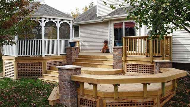 image63 | Лучшие проекты террасы для загородного дома