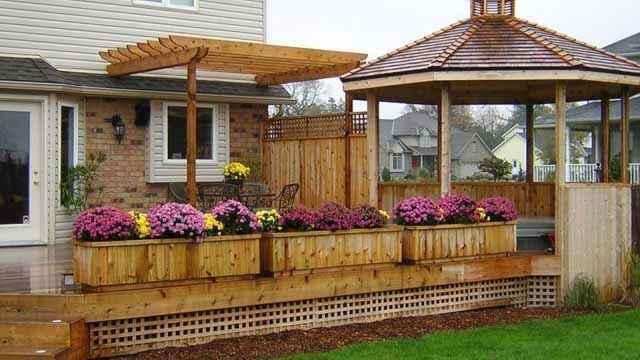 image64 | Лучшие проекты террасы для загородного дома
