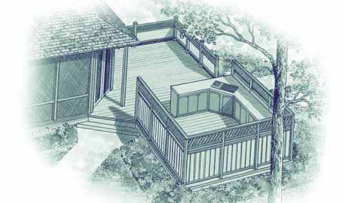 image8-7 | Лучшие проекты террасы для загородного дома