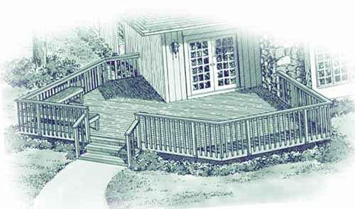 image9-7 | Лучшие проекты террасы для загородного дома