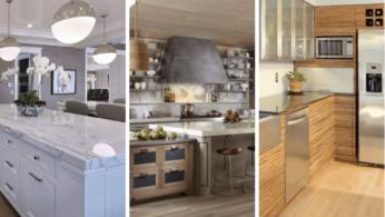 Топ-10 самых популярных тенденций в дизайне кухни в 2018 году 3 | Дока-Мастер