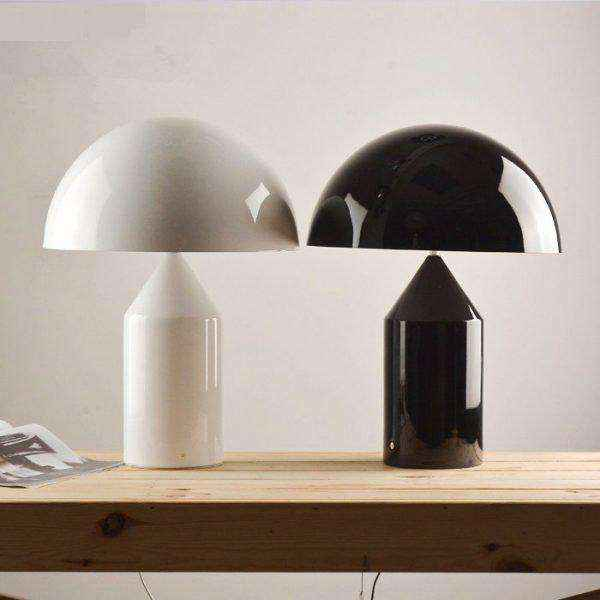Необычное рядом: дизайнерские настольные лампы