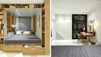 Интерьер супер-организованной и аккуратной комнаты девочки подростка 1   Дока-Мастер