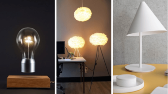 Необычное рядом: дизайнерские настольные лампы 4 | Дока-Мастер