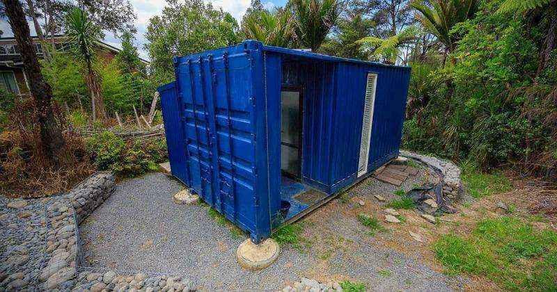 Полноценный дом из контейнера, вы будете в восторге от интерьера!