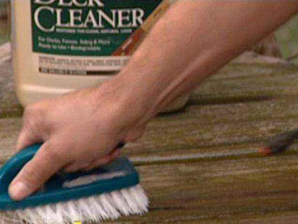 Как очистить и обработать пол из досок