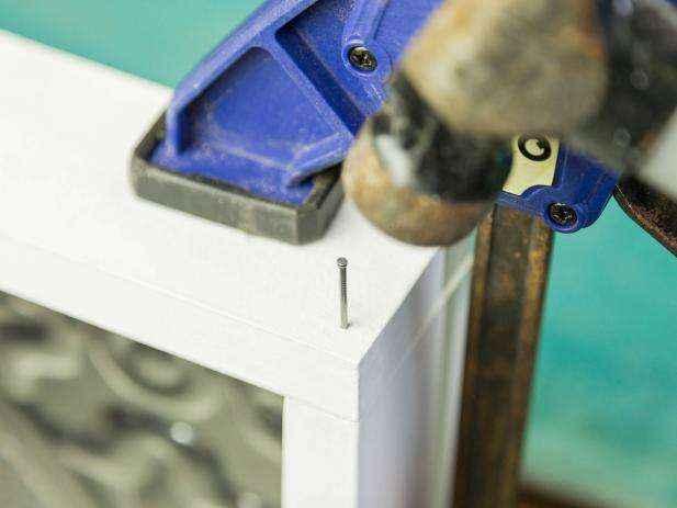 Как своими руками сделать винтажный сервировочный поднос