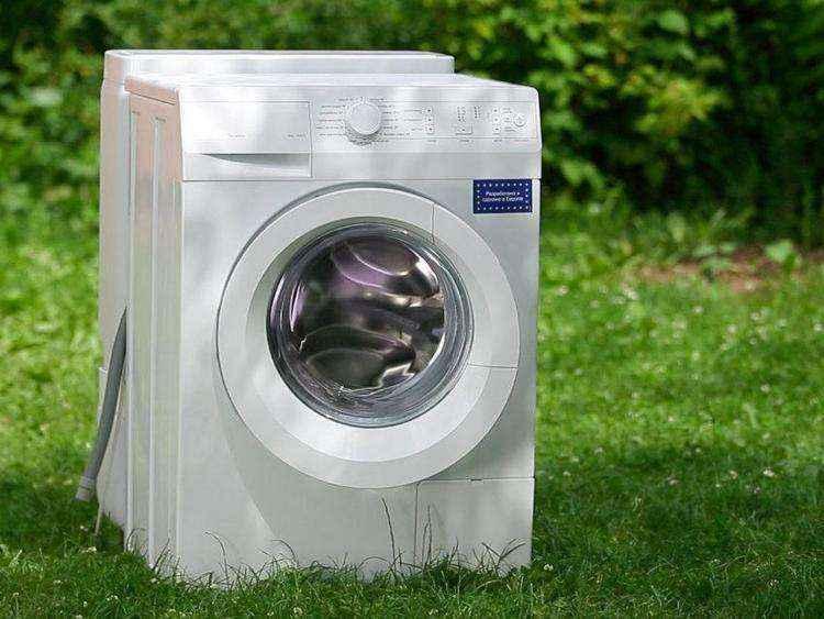 2-59 | Потрясающие идеи использования старой стиральной машины