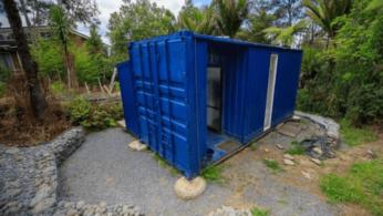 Полноценный дом из контейнера, вы будете в восторге от интерьера! 2 | Дока-Мастер