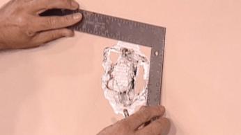 Как восстановить поврежденную стену из гипсокартона 217 | Дока-Мастер