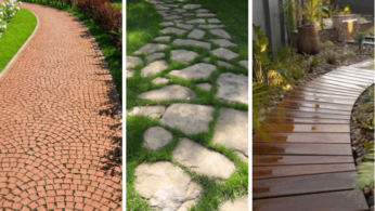 Какой материал выбрать для садовой дорожки 1 | Дока-Мастер