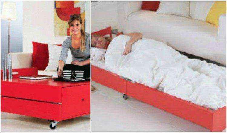 Дополнительное спальное мест