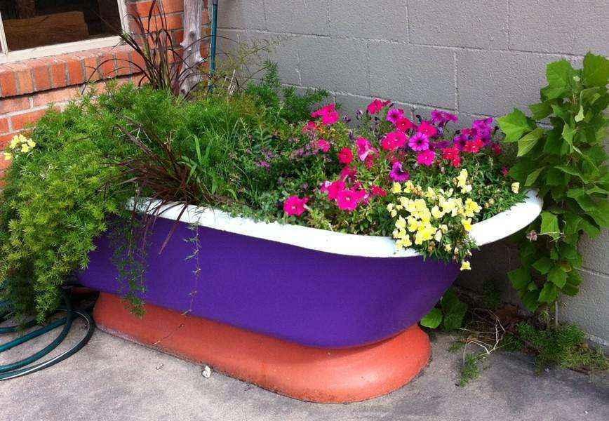 image43   Как сделать уютный сад в ограниченном пространстве и при ограниченном бюджете