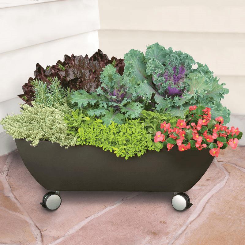 image44   Как сделать уютный сад в ограниченном пространстве и при ограниченном бюджете