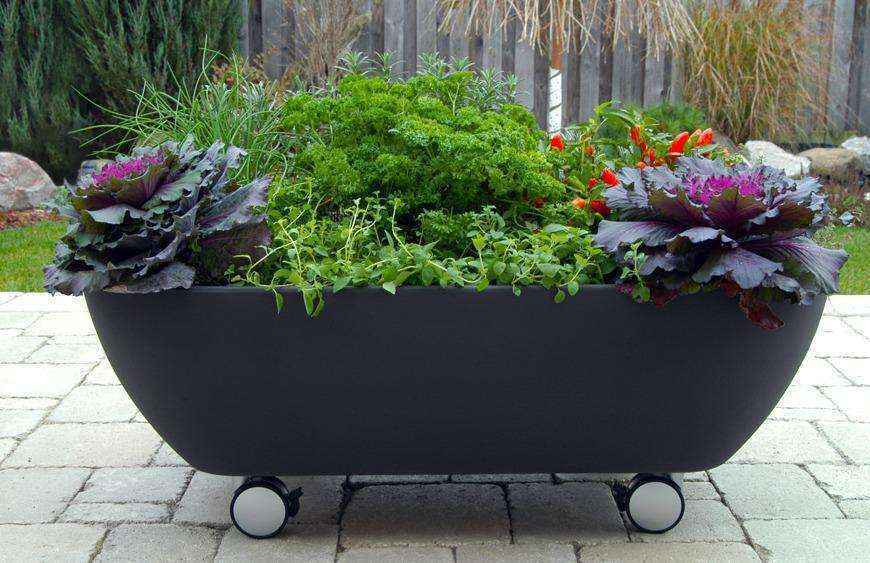 image48   Как сделать уютный сад в ограниченном пространстве и при ограниченном бюджете