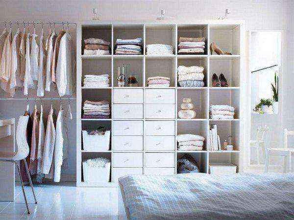 Как организовать порядок в шкафу. Часть 1