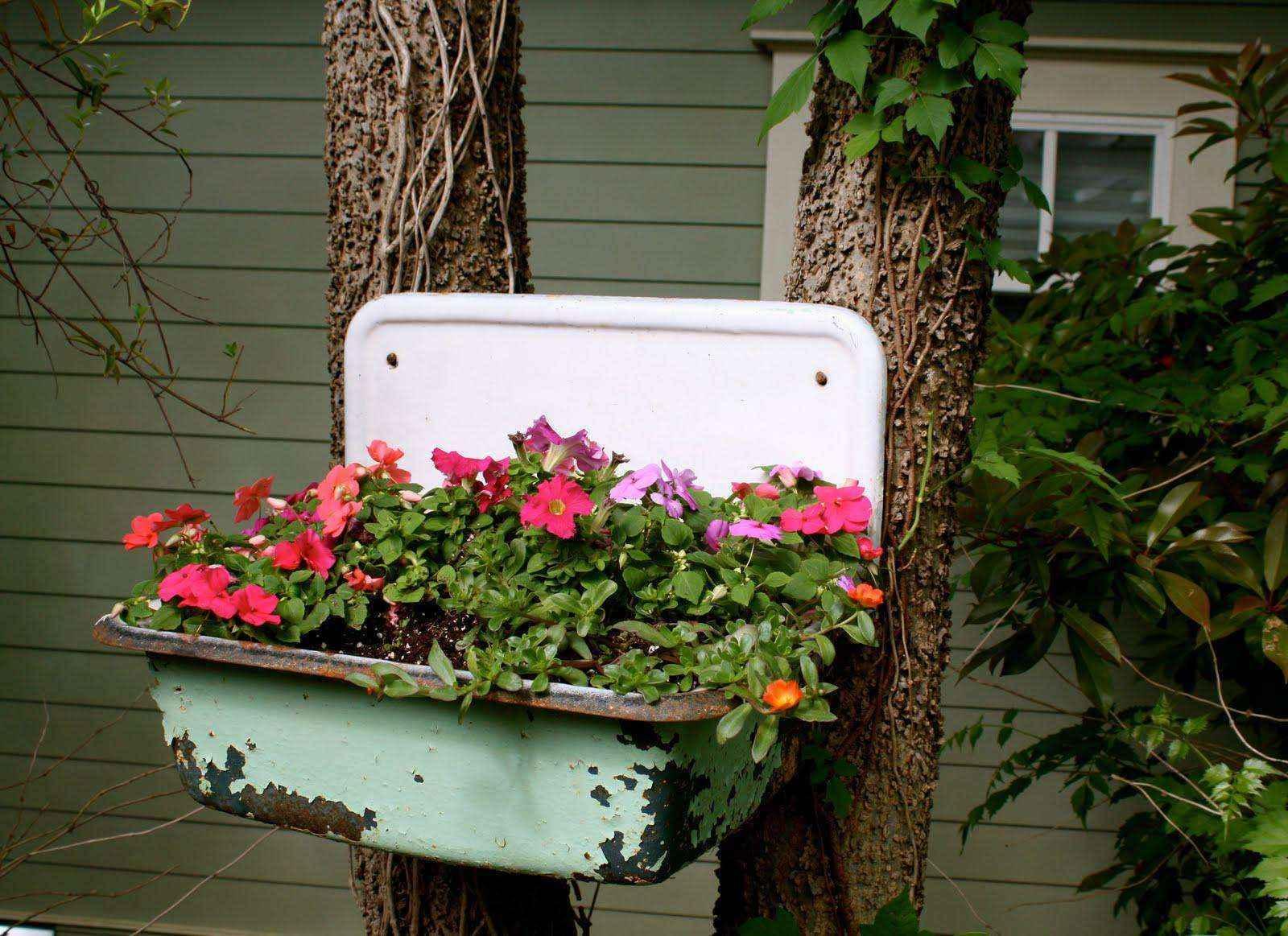 image51   Как сделать уютный сад в ограниченном пространстве и при ограниченном бюджете