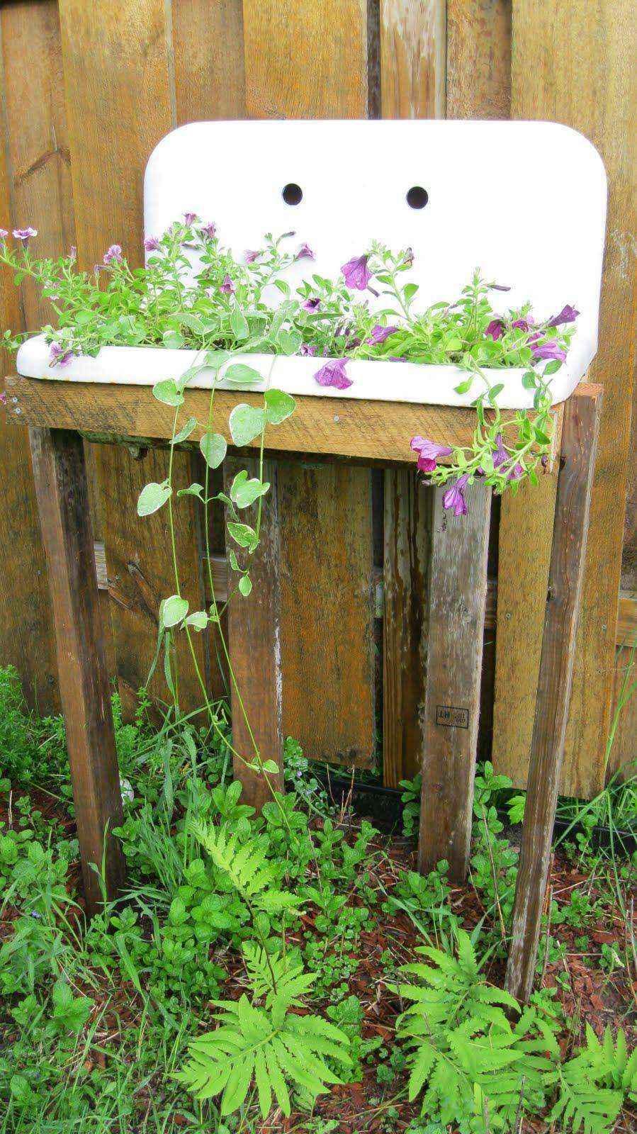 image55   Как сделать уютный сад в ограниченном пространстве и при ограниченном бюджете