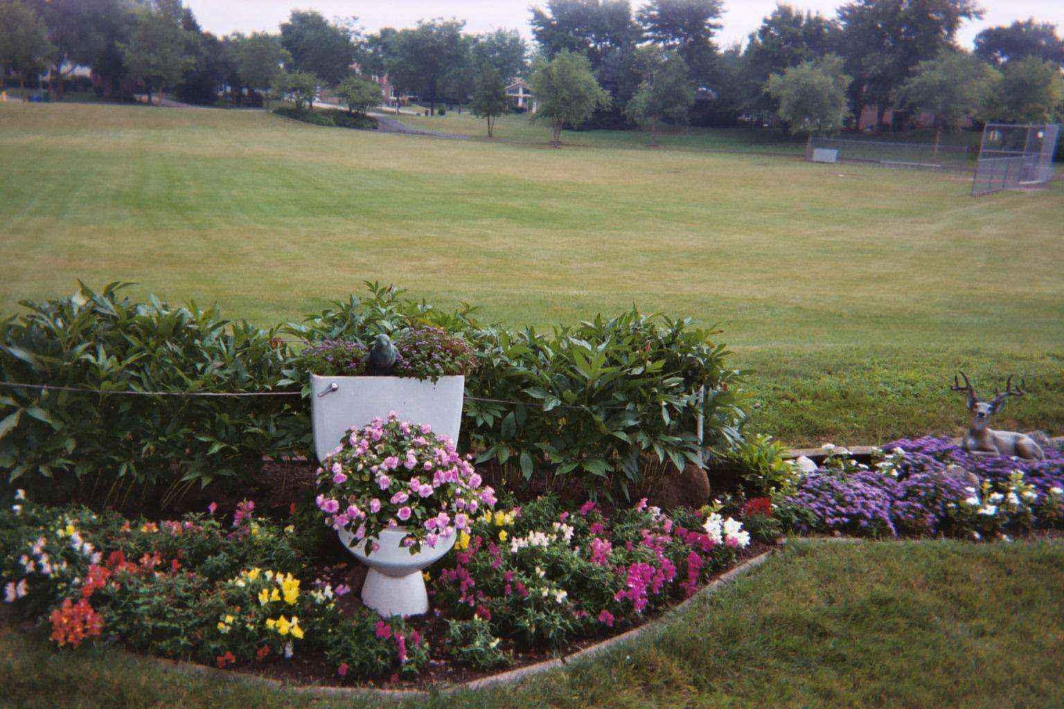 image60   Как сделать уютный сад в ограниченном пространстве и при ограниченном бюджете