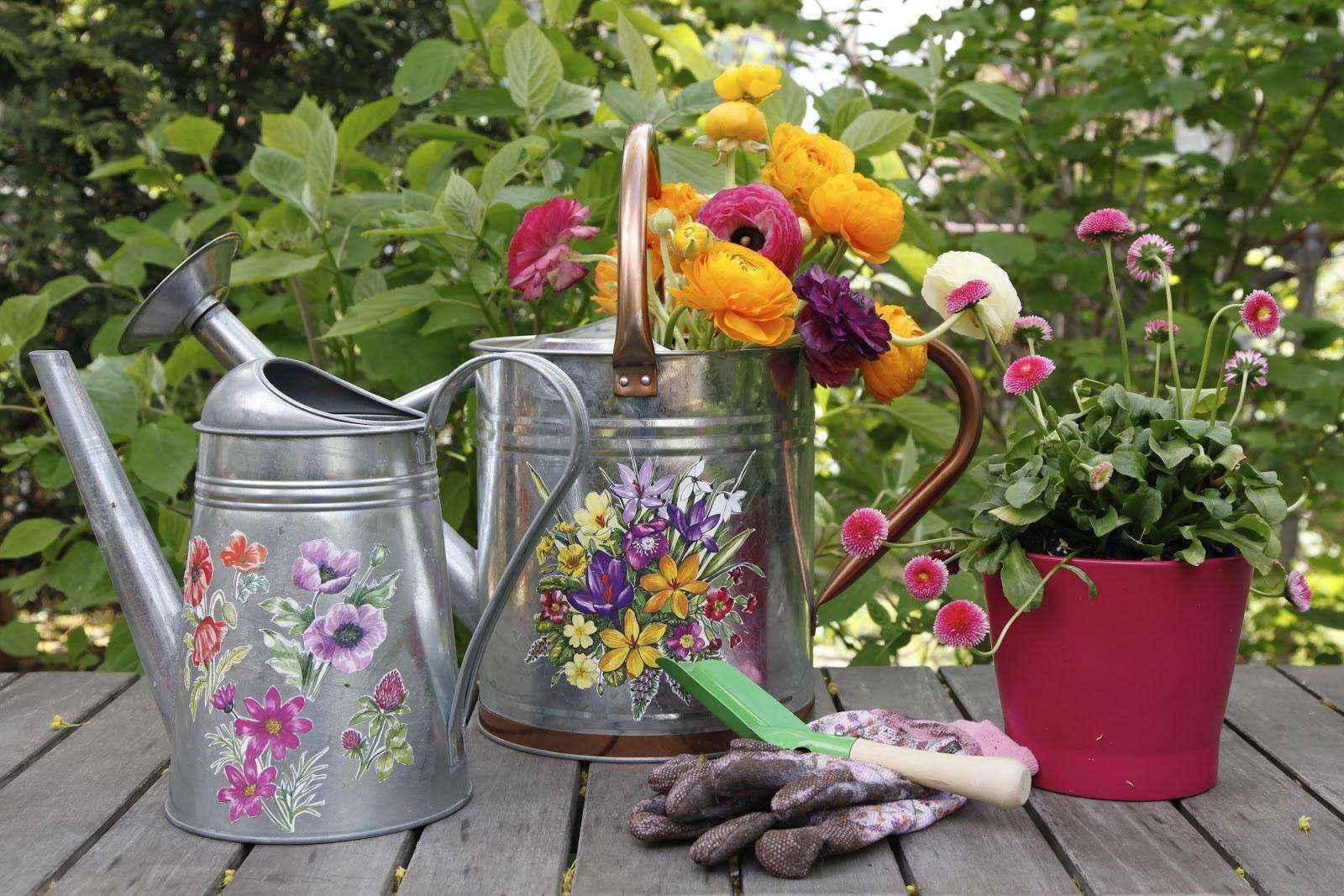 image61   Как сделать уютный сад в ограниченном пространстве и при ограниченном бюджете