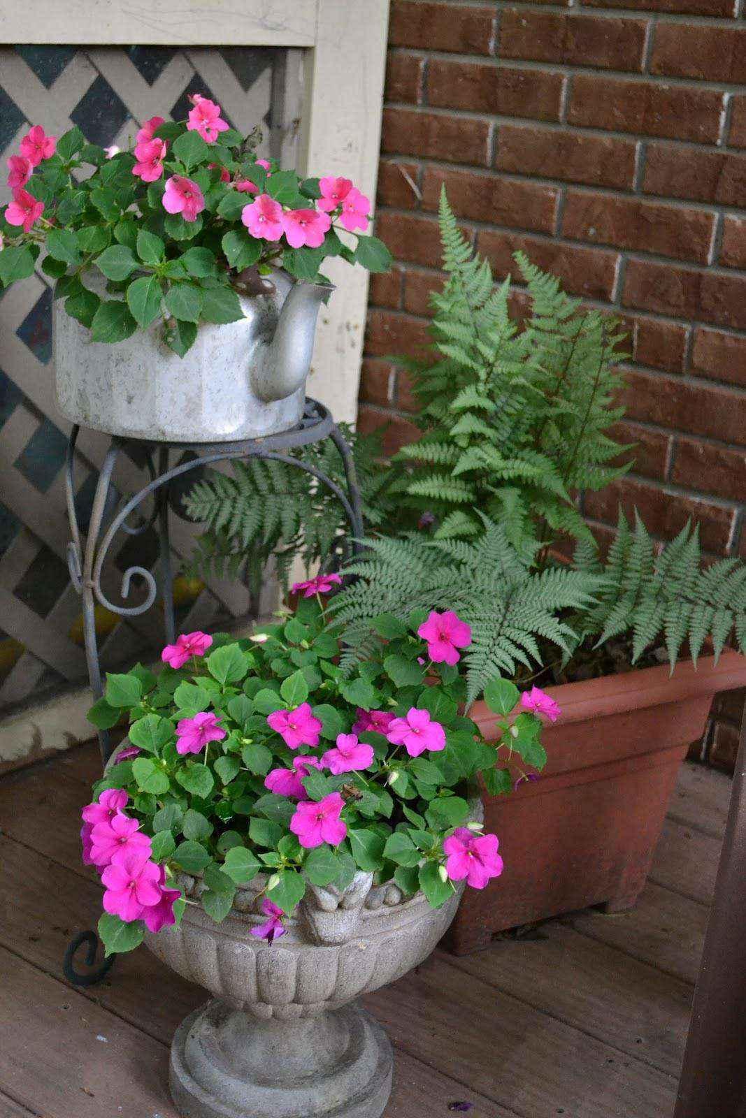 image67   Как сделать уютный сад в ограниченном пространстве и при ограниченном бюджете