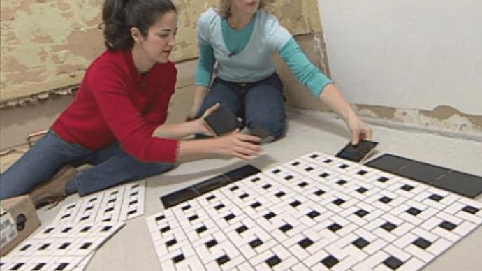 install-mosaic-tile