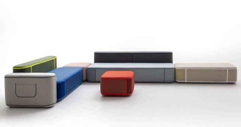 Лучшие новинки современной мебели и предметов интерьера Недели дизайна в Милане 2018 6 | Дока-Мастер