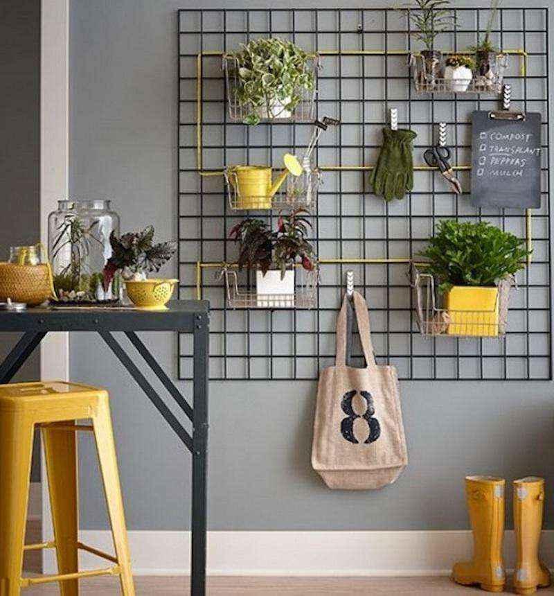 plantas-9 | 10 великолепных идей для украшения вашего дома растениями которые вам понравятся