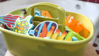 Легкий и натуральный способ чистки детских игрушек для купания 2   Дока-Мастер