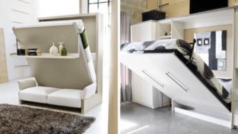 Кровати-трансформеры для малогабаритных квартир 5 | Дока-Мастер