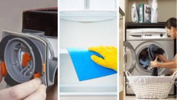 Стиральная машина, холодильник, пылесос — как продлить жизнь домашних помощников 1 | Дока-Мастер