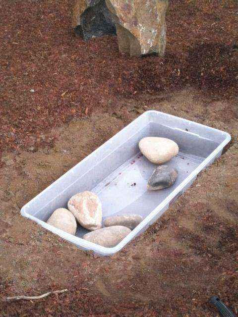 Сделай сам: простой и бюджетный водоем для сада