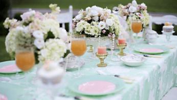 Идеи оформления летней свадьбы на улице 1   Дока-Мастер