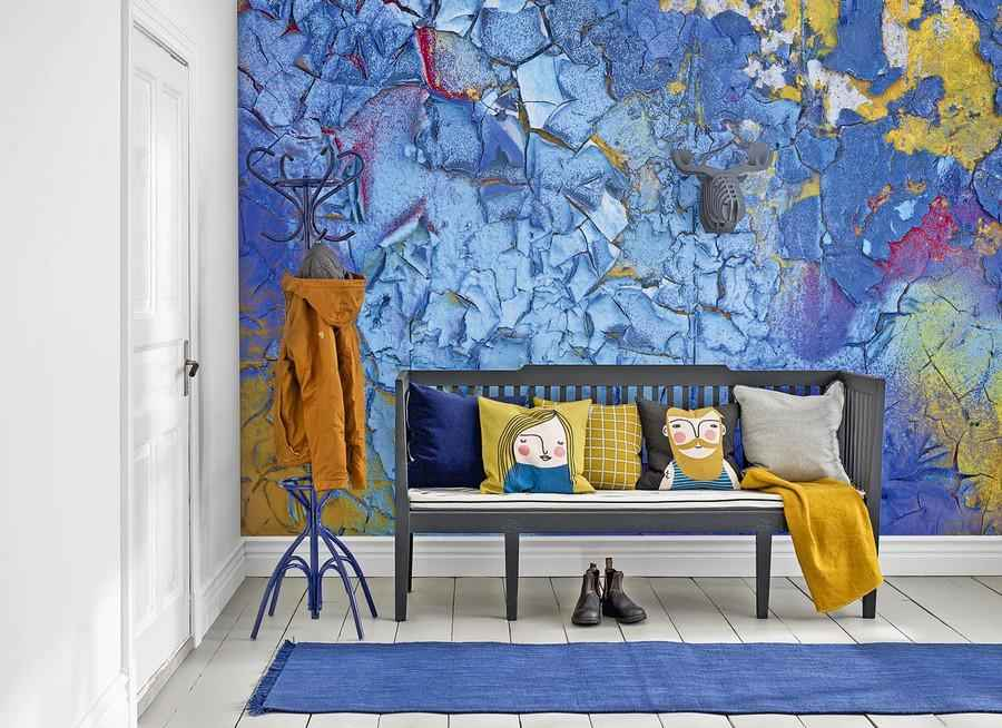 Как выбрать обои для маленькой комнаты чтобы визуально расширить пространство