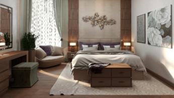 4 типичных ошибки при дизайне спальни 3   Дока-Мастер