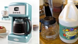 Как правильно мыть кофеварку