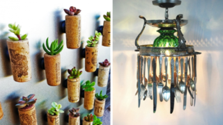Как превратить ненужную кухонную утварь в стильное украшение интерьера