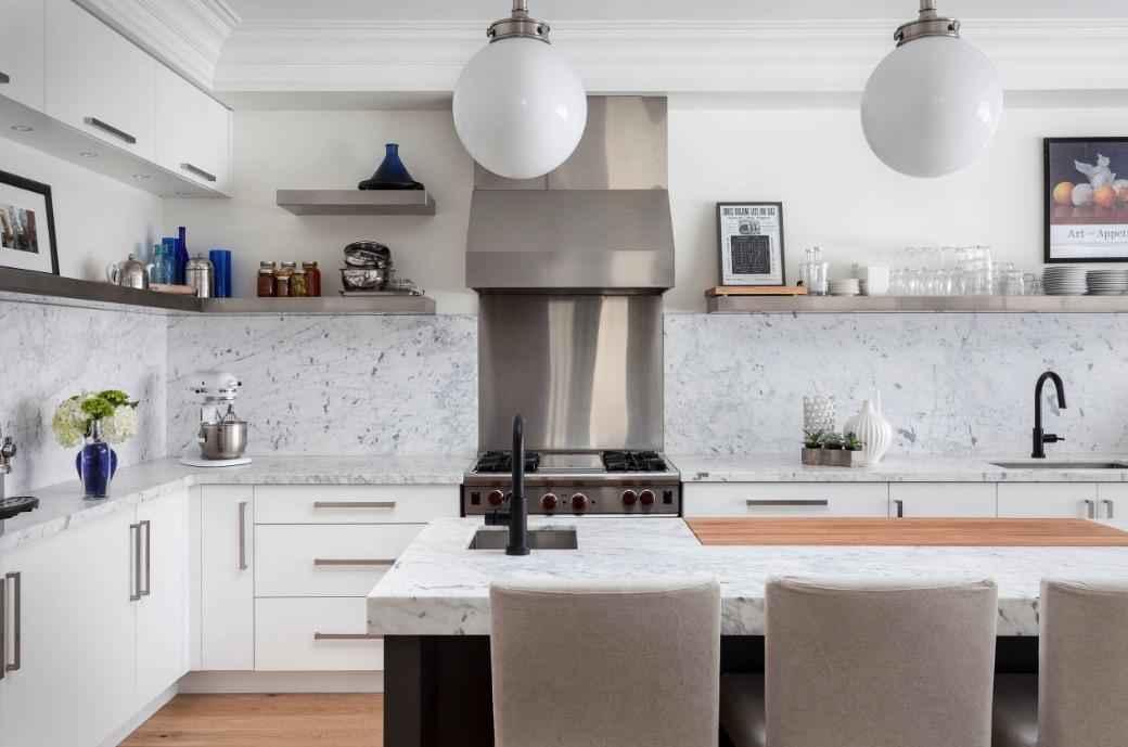 4 простых способа обновить кухню за выходные