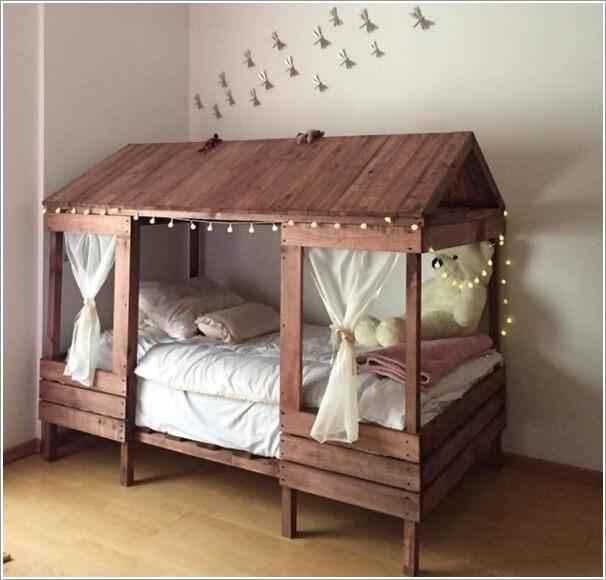 image5-24   Идеи создания стильной и функциональной мебели из поддонов
