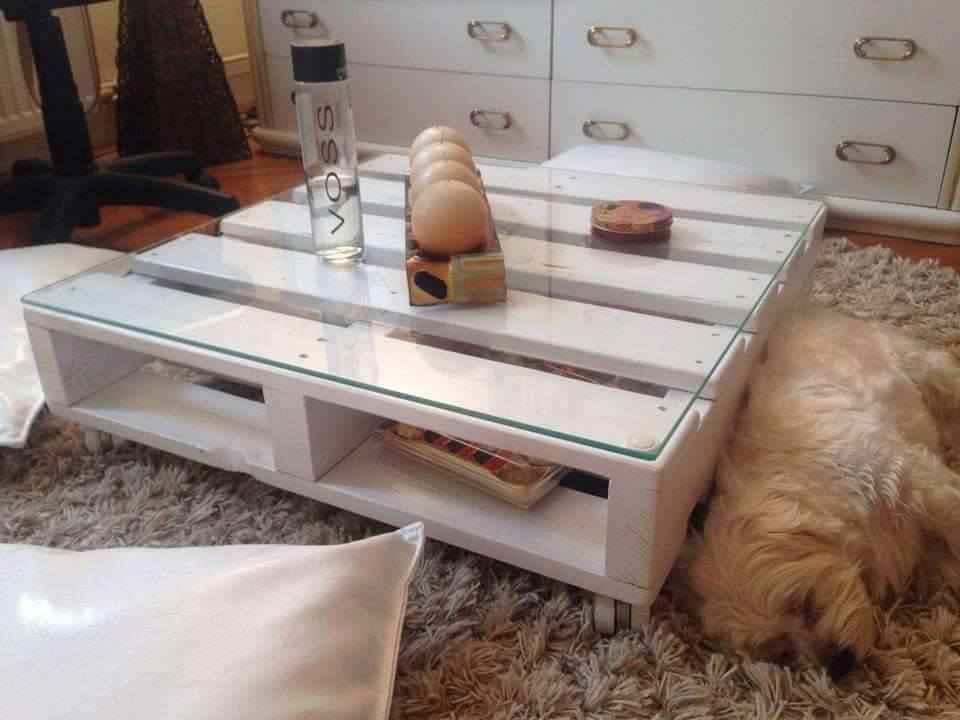 image6-22   Идеи создания стильной и функциональной мебели из поддонов