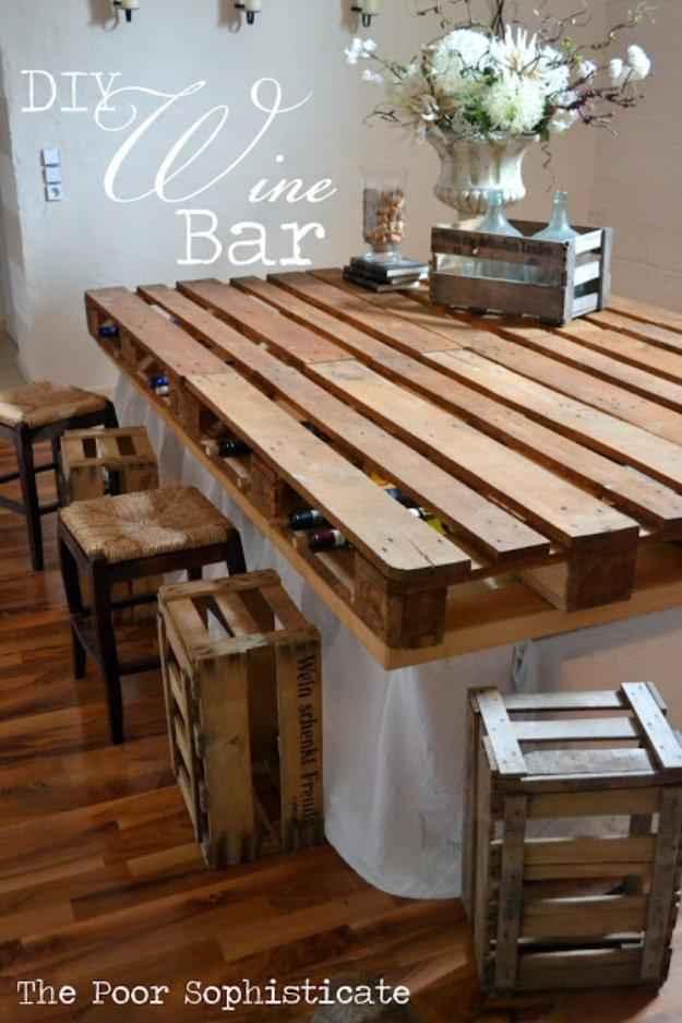 image7-22   Идеи создания стильной и функциональной мебели из поддонов