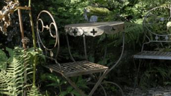 Как обновить старую садовую мебель 24   Дока-Мастер