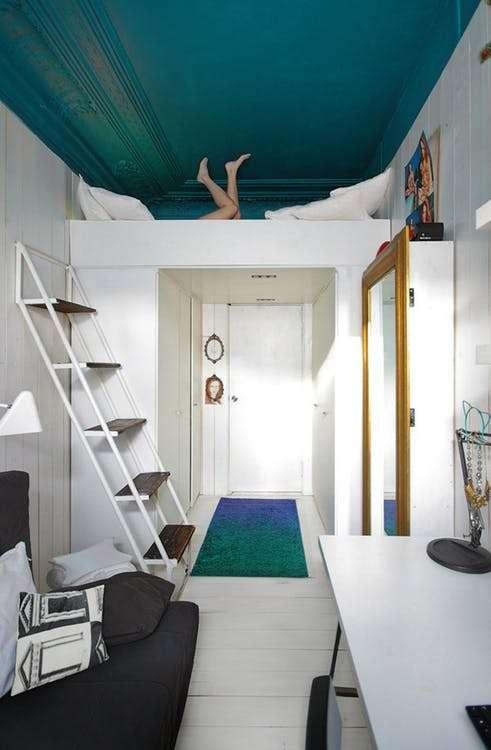 8 кроватей-чердаков для маленьких квартир