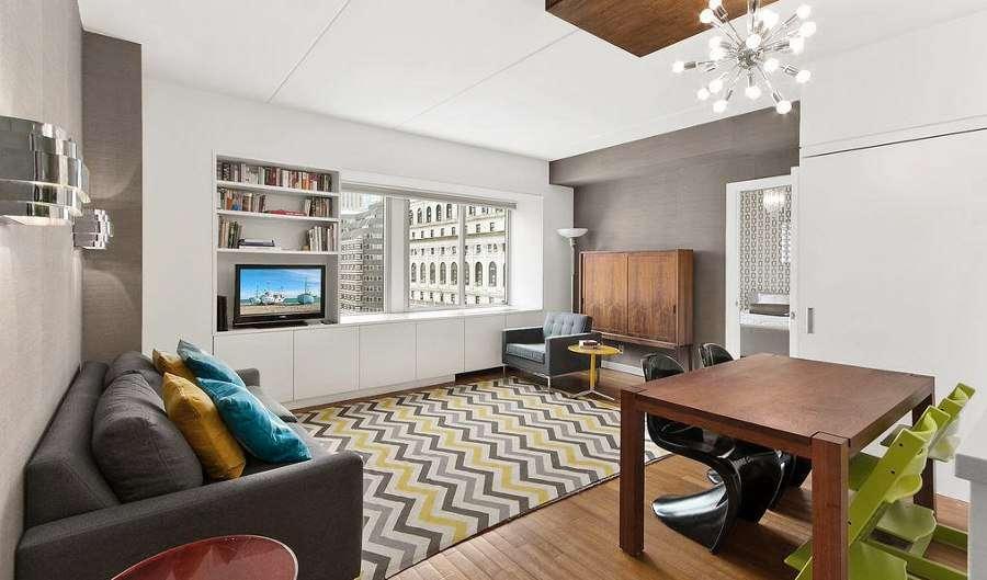 17 идей дизайна маленьких гостиных