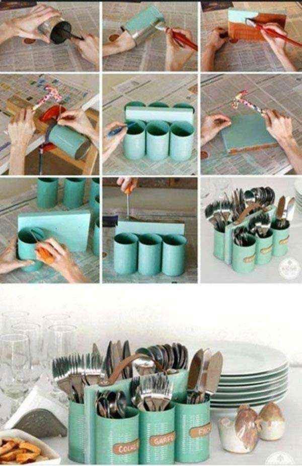 image14-14 | 10 оригинальных способов хранения столовых приборов
