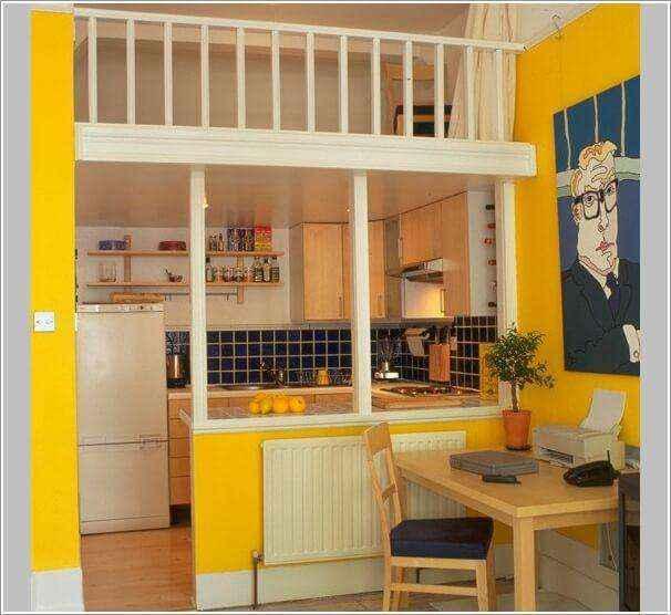 image2-45   10 способов зрительно расширить маленькую кухню