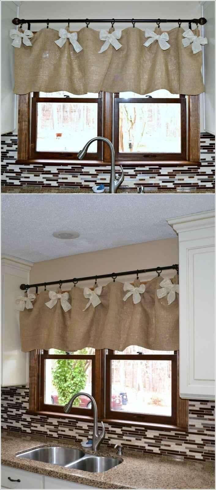10 идей как украсить окна
